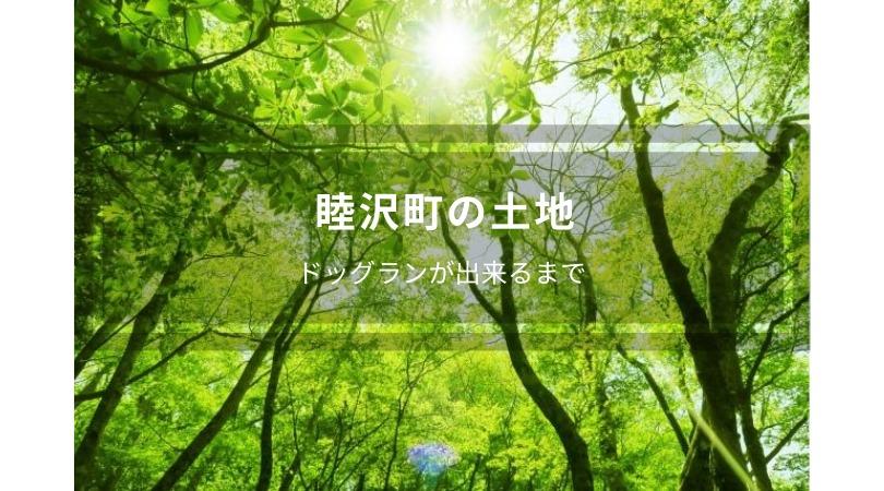 買った(はずの)睦沢町の土地を視察